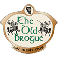 The Old Brogue & Katie's Coffee House Mobile Logo