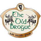 The Old Brogue & Katie's Coffee House Logo