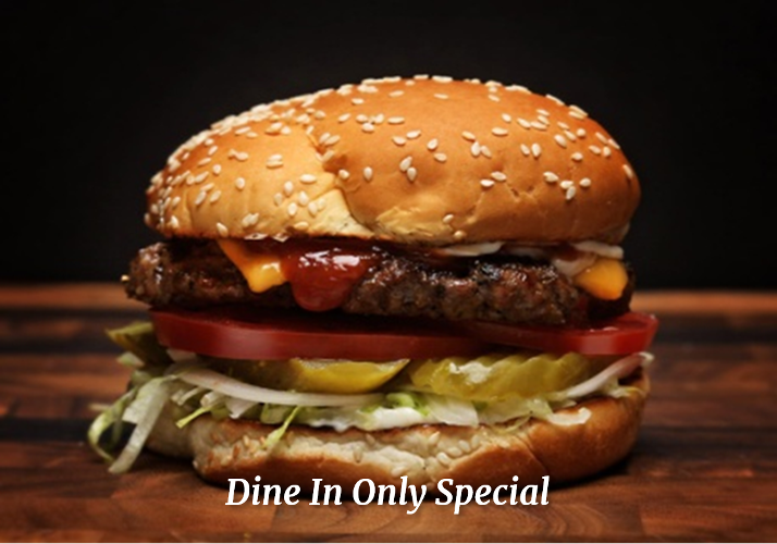 monday black angus burger night $7.95 – the old brogue & katie's